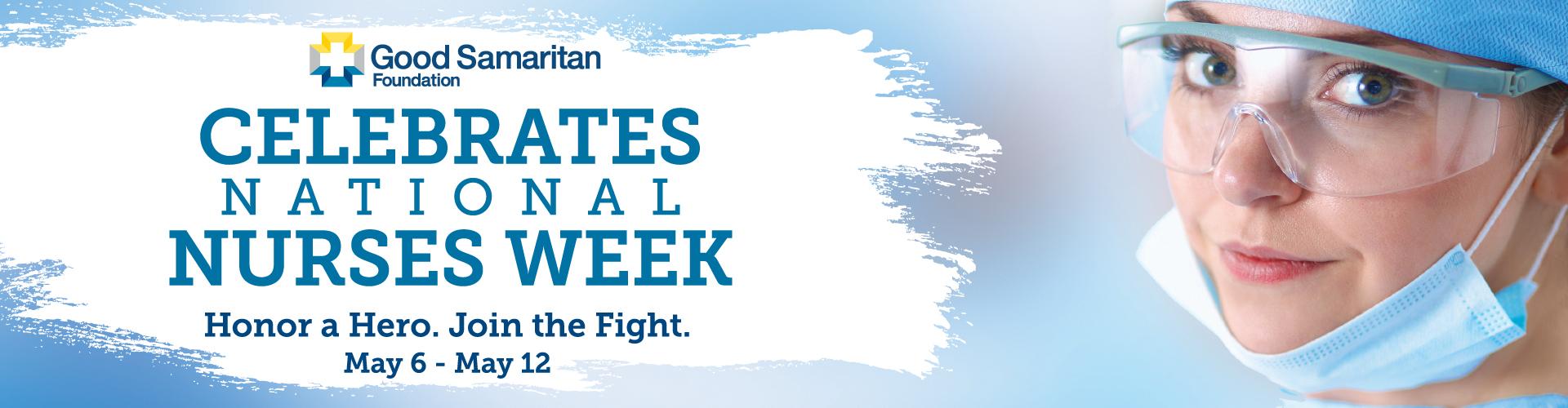Good Samaritan Foundation Celebrates National Nurses Week